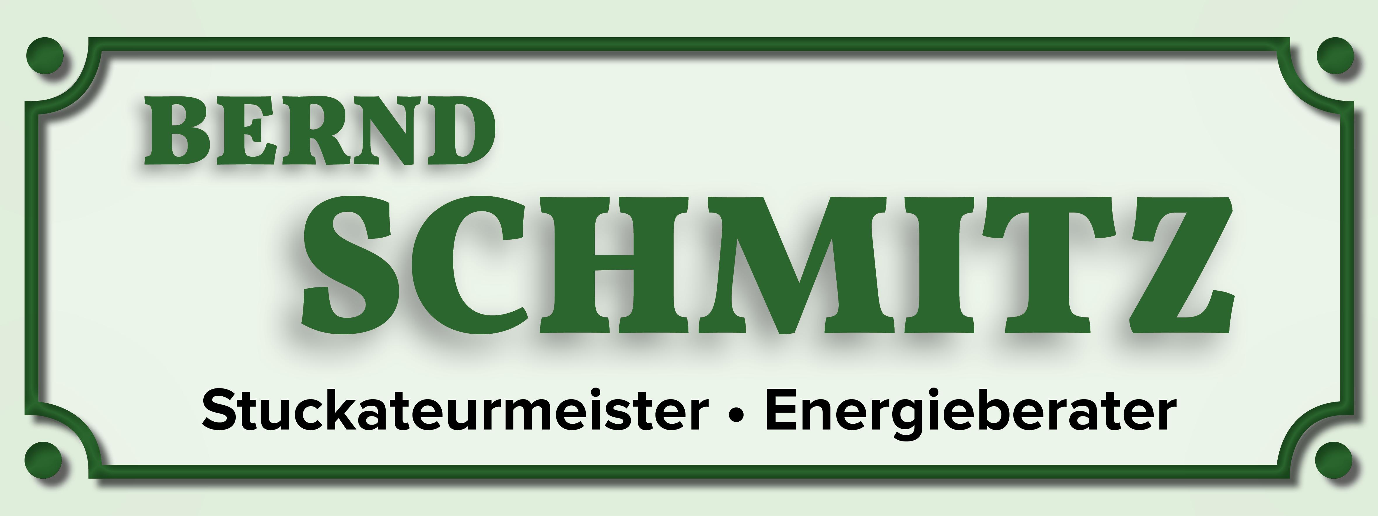 Bernd Schmitz: Stuckateurmeister Koblenz